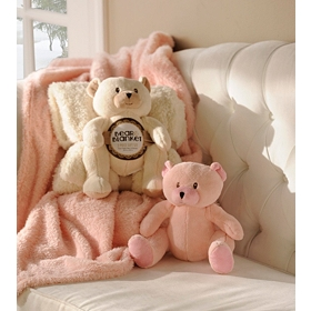 Bear & Blanket Gift Set