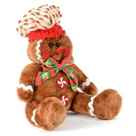 Stuffed Gingerbread Boy