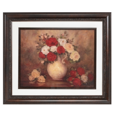 Old World Framed Art Print