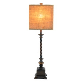 Library Buffet Lamp