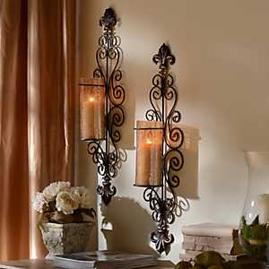 Amber Dellacorte Sconce, Set of 2