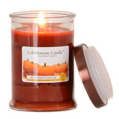 Pumpkin Patch Jar Candle