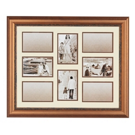 Bronze Solid Collage Frame