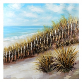 Coastal Landscape Canvas Art