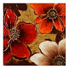 Spice Floral Canvas Art Print