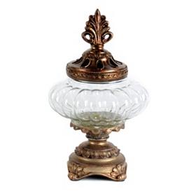 Imperial Potpourri Jar