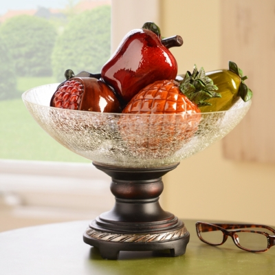 Round Fruit Bowl Set