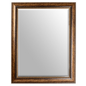 Antique Gold Framed Mirror, 38x48