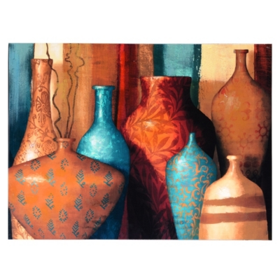 Vessels Collection Canvas Art Print