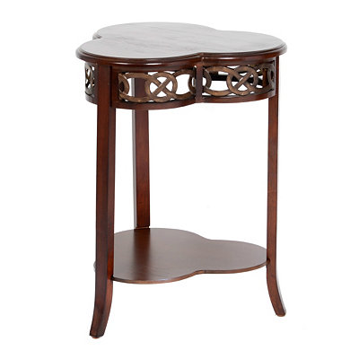 Kirklands clover accent table questions answers how to for Sofa table kirklands
