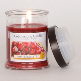 Pomegranate Jar Candle, 3 oz.