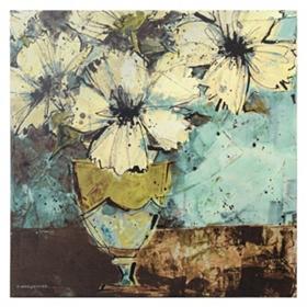 Floral Study Canvas Art Print