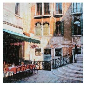 Boite de Nuit Canvas Art Print