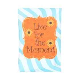 Live for the Moment Sachet