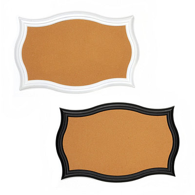 Contoured Cork Boards