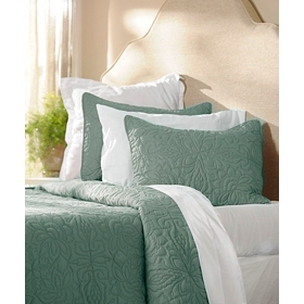 Turquoise 3-pc. King Quilt Set