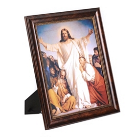 Christ the Counselor Framed Art Print