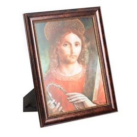 Jesus' Crown of Thorns Framed Art Print