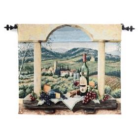 Vin Provence Tapestry Set