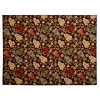 Jackson Spicy Floral Rug, 5x7