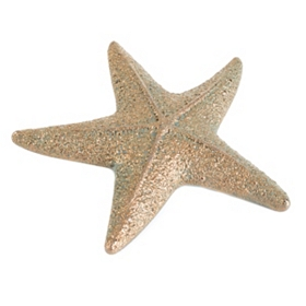 Ceramic Starfish Statue