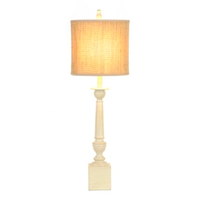 Cream Hammock Table Lamp