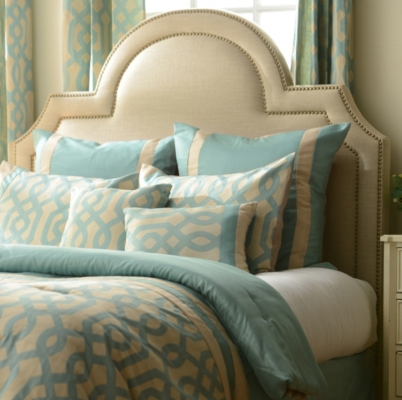 Nora Queen Headboard