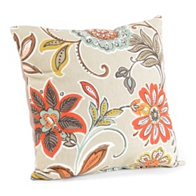 Avery Floral Pillow