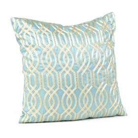 Blue Samaria Pillow