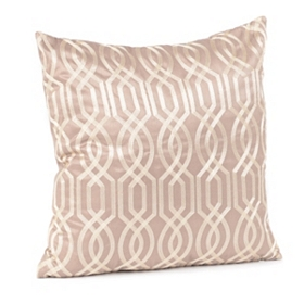 Tan Samaria Pillow