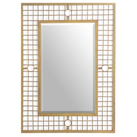 Tabora Wall Mirror, 30x42