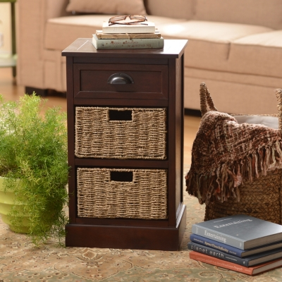 Brown Storage Chest