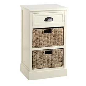 Cream Storage Chest