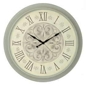 Lily Verdi Clock