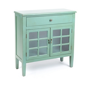 Blue Trinity Cabinet