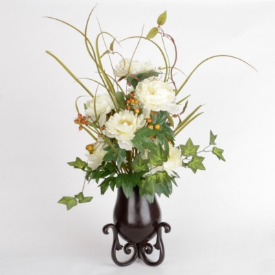 Peonies & Berries Floral Arrangement