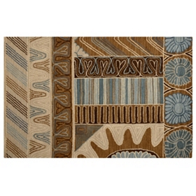 Virginia 100% Wool Area Rug