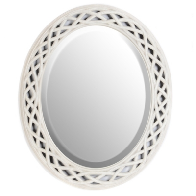 Blanca Bella Wall Mirror, 28x34