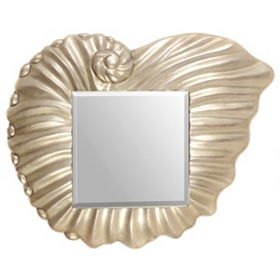 Cassis Wall Mirror, 35x38