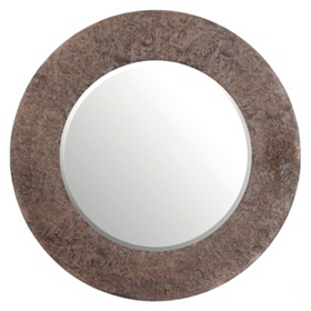 Jasmine Wood Wall Mirror