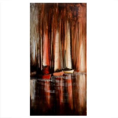 Corsica Canvas Art Print