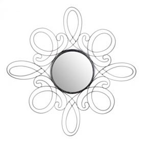 Emmy Wall Mirror, 35x35