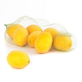Beaded Lemons, Set of 8