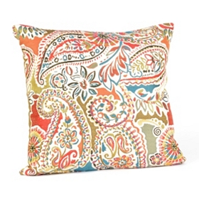 Piper Paisley Pillow