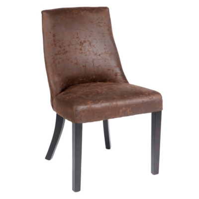Antique Brown Taylor Accent Chair