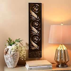Stems Metal Wall Art