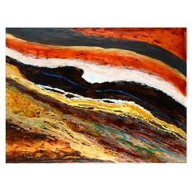 Marble Canvas Art Print