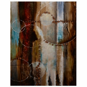 Palani Canvas Art Print