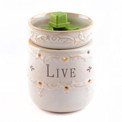 Live Love Laugh Wax Warmer