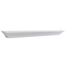 White Wall Ledge, 48 in.